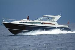 43 'Chris Craft Alquiler con Captain and Mate
