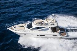 43 'Cranchi Yacht Charter con el Capitán