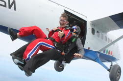 Greater Montreal Tandem Skydiving