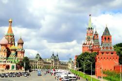 Private Moscow City Tour com Praça Vermelha e Kremlin