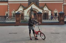 Tour en bicicleta de Moscú con guía privada
