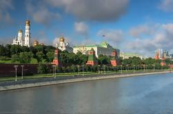 Private Moscow Boat Tour