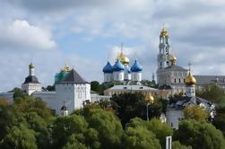 Viagem a Sergiev Posad de Moscou - Private Tour