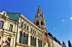 Galería Tretyakov y visita Zamoskvorechye en Moscú
