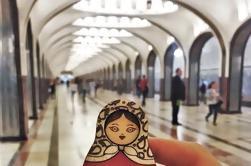 Visita privada del metro de Moscú