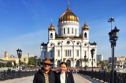 Moscovo através dos olhos dos locais - excursão confidencial
