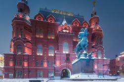 Tour Histórico Privado - Plaza Roja y Museo Histórico del Estado de Moscú