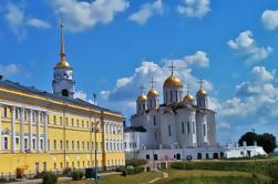 Private Day Trip to Vladimir fra Moskva