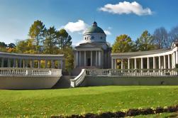 Moscú Cultura Tour - Versalles - Archangelskoe Park y Palacio