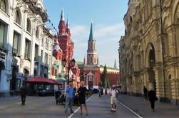 Private Moscovo Must-See Tour
