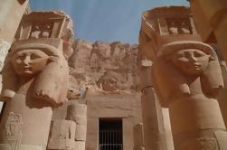 Excursión de día completo a Luxor Cisjordania con guía privado y almuerzo