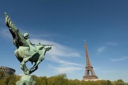 6 horas de viaje personalizado privado de París