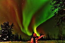 2-Noites Aurora caça com alojamento