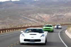 Muscle Car Driving Experience en el Lago Mead