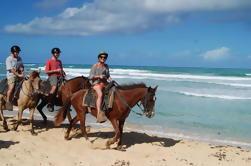 2 horas de aventura en caballo desde Punta Cana