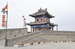 Halbtägige private Tour von Xi'an Stadtmauer Radfahren
