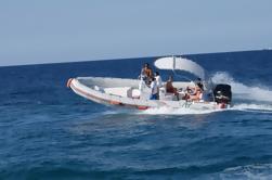Excursión privada de la lancha rápida de Hurghada