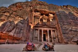 Excursión de 1 día de Petra desde Dahab