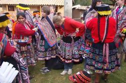 Revelando Textiles Andinos de Cusco