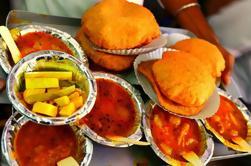 Paseo del desayuno en Nueva Delhi