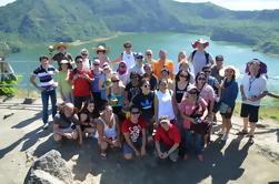 Tour de Tagaytay y Volcán Taal desde Manila