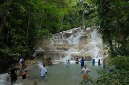 Dunn's River Falls y Ocho Rios Shopping Tour desde Montego Bay y Grand Palladium