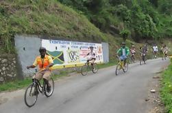 Tour privado en bicicleta de las montañas azules de Jamaica desde Negril y Grand Palladium