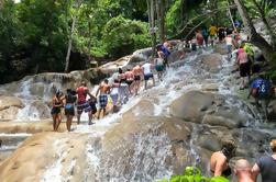 Blue Hole, Secret Falls y Dunn's River Falls Combo Tour