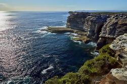 Excursão da fotografia litoral do parque nacional real de Sydney