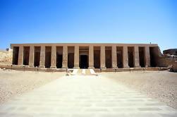 Excursão de um dia a Dendera e Abydos Templos de Luxor