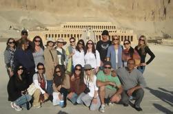 Excursão de um dia a Luxor com bancos do Leste e Oeste com almoço