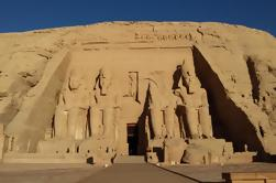 Excursão privada: Excursão a Abu Simbel Templos de Assuão