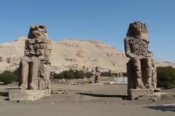 Excursão privada de dia inteiro a Luxor Cisjordânia com almoço