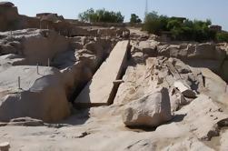 Excursão turística de Assuão de Luxor pela estrada
