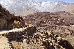 Excursion d'un jour à cheval et à cheval dans les montagnes de l'Atlas depuis Marrakech