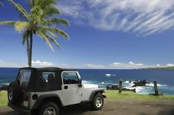 Tour de Jeep en Cozumel con Ferry Ride desde Playa de