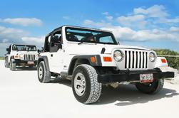Jeep Adventure à Cozumel avec Transat de Canc