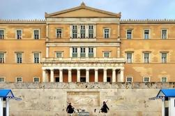 Demi-journée à pied du centre historique d'Athènes