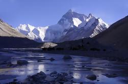 Pequeño grupo de 8 días mejor de Tíbet Tour con Everest Campamento Base de aventura