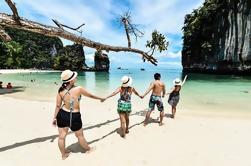 Increíble Koh Hong isla y Big Tree viaje de Phuket