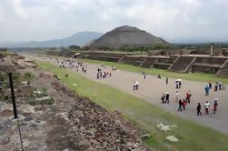 Excursión guiada por las pirámides de Teotihuacan
