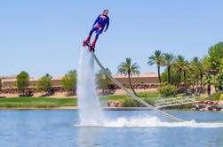 Experiencia de Flyboard o Jetpack en el Lago Las Vegas