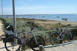 Moncarapacho - Tavira fjellet og hybrid sykkel tur