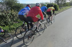 Circuito da bicicleta da estrada de Albufeira Silves