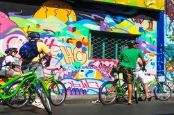 Tour de Bicicleta de Día Completo de Santiago