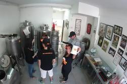Tour de Cerveza y Cervecería de Artesanía de Santiago