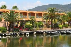 Traslado privado desde Toulon Hyeres Aeropuerto a Mandelieu La Napoule