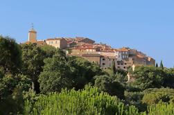 Traslado privado desde Toulon Hyeres Aeropuerto a Ramatuelle