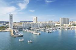 Traslado privado desde Toulon Hyeres Aeropuerto a Mougins