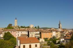 Traslado privado desde Toulon Hyeres Aeropuerto a Draguignan